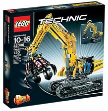 NEW! SEALED! LEGO Technic Excavator (42006) Retired, Hard to find!!