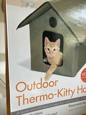 NEW K&H Outdoor Kitty House ***just Shelter NO HEATING PAD*** $35 Free Ship