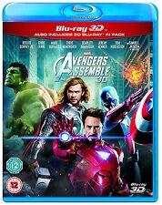 Avengers Assemble 3D (Blu-ray 3D)