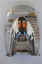 Monster Cable Ultimate 3D High Speed Hdmi 17.8 Gbps 1000 HDX 8 FT THX Certified