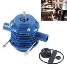 Portable Miniature Pump Self Priming Hand Drill Water Pumps Home Gardening Good