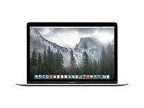 "NEW Apple MacBook 12"" Laptop w/RetinaDisplay 256GB 8GB Space Gray FREE EXPEDITED"