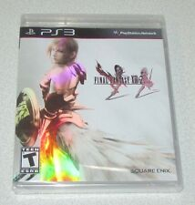 Final Fantasy XIII-2 Playstation 3 PS3 Factory Sealed