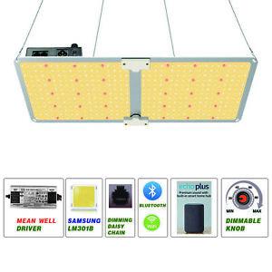 1000W / 2000W LED Grow Light Sunlike Full Spectrum IR Veg Flower Indoor Plant UK