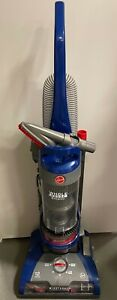 Hoover WindTunnel 2 UH71250 Blue Whole House Rewind Upright Vacuum Cleaner