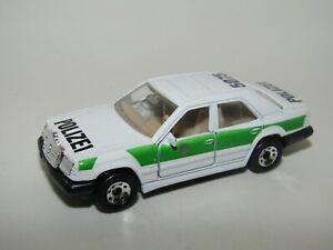 Matchbox Superfast No 58 Mercedes-Benz 300E Side Star Polizei V N Mint Unboxed