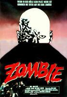 ZOMBIE DAWN OF THE DEAD: 1 Filmplakat DIN A 1 (59x84cm) GEORGE A. ROMERO (REGIE)