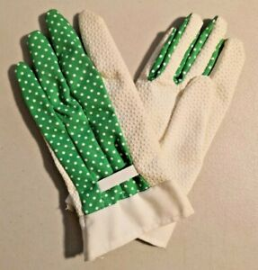 Vintage 1960s Stern's Lady Gardening gloves One Size fit all NOS -- 3205