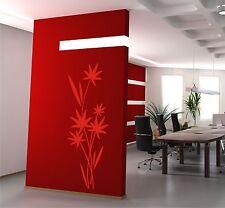 Wandtattoo Wandaufkleber Blumenmuster - Motiv: E035 Floral