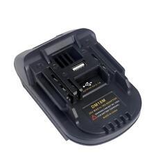 Battery Convertor Adapter For Dewalt Battery DM18M 18V/20V Li-ion AU shipping