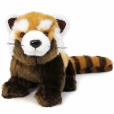 Raja the Red Panda | 18 Inch (Including the Tail) Red Panda Stuffed Animal Plush