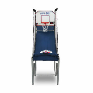 Official Pop-A-Shot Home Single Shot Basketball Arcade Game