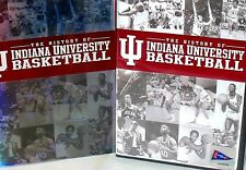 History of Indiana Basketball HOOSIERS NEW! DVD, FREE SHIP! BIG TEN,FINAL FOUR