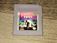 Prehistorik Man Nintendo Game Boy Cleaned & Tested Authentic