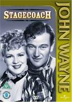 STAGECOACH JOHN WAYNE CLAIRE TREVOR JOHN CARRADINE UNIVERSAL UK REGION 2 DVD NEW