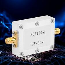 88-108M Band Stop Filter Passive Notch Filter Anti-Fm Interference Filter H~Q