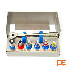 Dental Implants Bone Expander Kit Sinus Lift Manipulating Placements Instruments