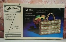 Lee Wards Mushroom Webbing Tote Bag Craft Kit 35-09155