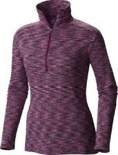 NWT Columbia Women's Outerspaced Half Zip Long Sleeve Shirt Small $60 Retail