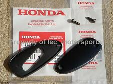 OEM Honda 1992-2000 Civic Antenna Block Off Delete Plate, Gasket, & Screws Kit