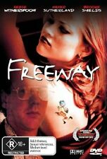 Freeway (DVD, 2007) New Region 4 DVD Unsealed Reese Witherspoon Rare