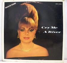 45T MAXI MARI WILSON Vinyl Record CRY ME A RIVER - LONDON 290066
