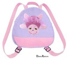 Lil/Li'l Peepers Yutu Ballet Turtle Backpack / Rucksack by Suki