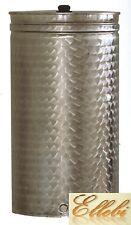 Contenitore per alimenti acciaio inox 18/10 100lt