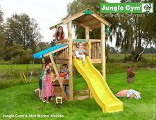 Parco gioco CASA-MINI MARKET per bambini torretta,modulo mini-market Jungle Gym