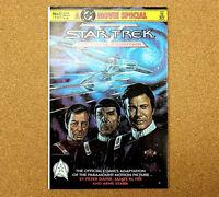Star Trek V The Final Frontier Motion Picture 1989 Comics Comic Book DC