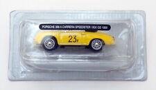 High Speed 1/43 Scale HS9520B - 1955 Porsche 356A Carrera Speedster - Yellow