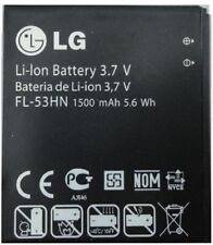 OEM NEW LG FL-53HN Thrill 4G P990 P999 P920 G2X Optimus 2X Li-ion 1540/1500mAh
