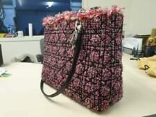 Lady Dior La Multi Cannage Tweed (LARGE) - Limited