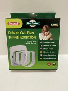 Staywell PetSafe Deluxe Cat Flap Tunnel Extension Fits 300, 400, 500 Series