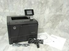 HP LASERJET PRO 400 M401DN PRINTER Barely Used w/ Genuine 100% Toner!