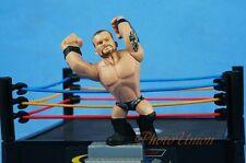 Cake Topper Mattel WWE Wrestling Rumblers Figure Elite RANDY ORTON K902_A2