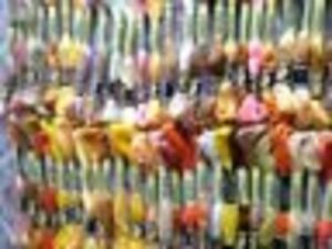 Mixed Shades of Autumn Skeins of Embroidery Thread 50 off