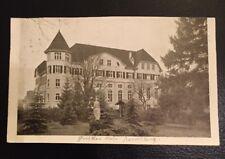 Antike Postkarte Ansichtskarte Ravensburg Gesellenhaus ..