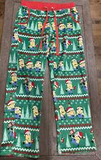 DESPICABLE ME3 Size Medium Pajama Pants