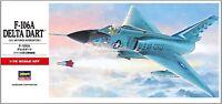 Hasegawa C11 F-106A DELTA DART 1/72 Scale Kit