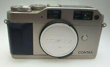 Contax G1 - 35mm Rangefinder Film Camera Body