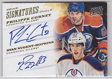 2012-13 Prime Signatures Duals Nugent-Hopkins/Cornet 18/25 found in 13-14 Prime