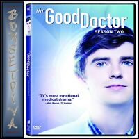 THE GOOD DOCTOR COMPLETE SEASON 2  SECOND SEASON BRAND NEW US R1 DVD