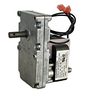 Napolean Pellet Auger Motor NPS40, NPI40, NPS45, NPI45 w/Hole # NPAM / AMP-CW1H