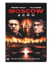 Moscow Zero (DVD, 2008) Val Kilmer WORLDWIDE SHIP AVAIL!