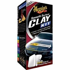 Meguiars Meguiar`s Smooth Surface Clay Kit Paint Polish Wax Wash #G1016