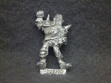 BLOOD Bowl non Morti Scheletro Lineman in metallo in miniatura 3rd ed 1993 1b
