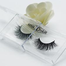 3D Lashes Mink Hair Thick False Fake Eyelashes Eye Lashes Makeup Warped Eyelash