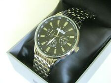 Kenneth Cole Unlisted Mens Stainless Steel Watch UL1961