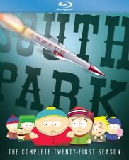 South Park: The Complete Twenty-First Season [New Blu-ray] 2 Pack, Ac-3/Dolby